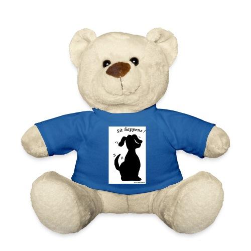 Sit happens - Teddy