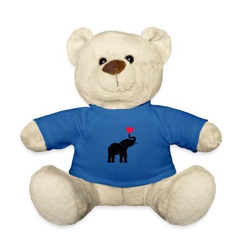 Love Elephants - Teddy Bear