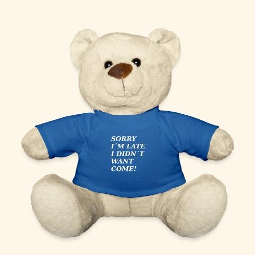 SORRY - Teddy Bear