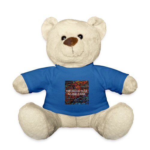 Manic Panic - Design 1 - Teddy Bear