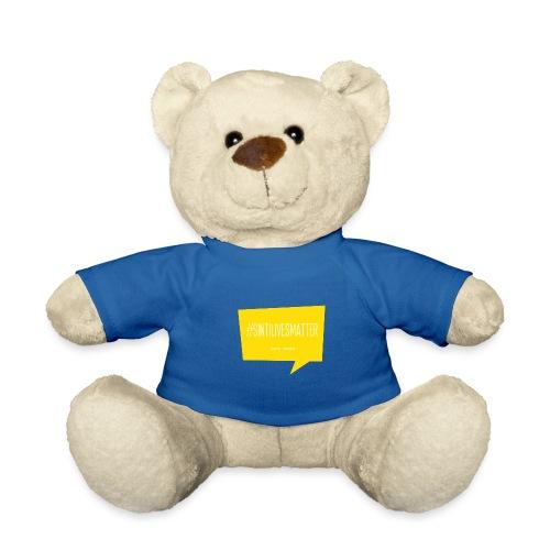 Sinti Lives Matter - Teddy