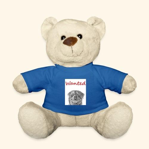 WANTED Rottweiler - Teddy Bear