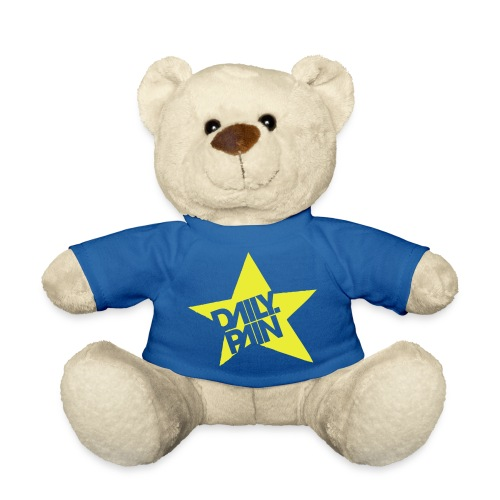 daily pain star - Miś w koszulce