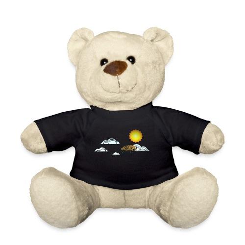 Slightly Looming Nonstandard Refraction Hyena - Teddy Bear