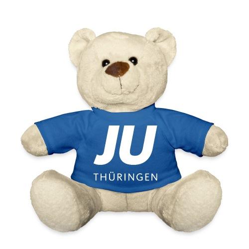 JU Thüringen weiß quadrat - Teddy