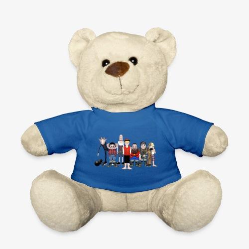 Askeladden og de gode hjelperne - Teddybjørn