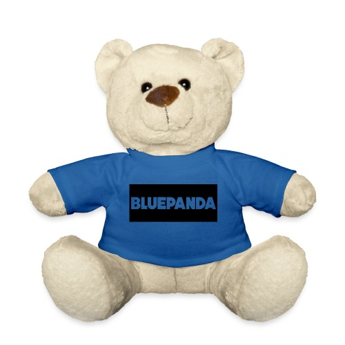 BLUE PANDA - Teddy Bear