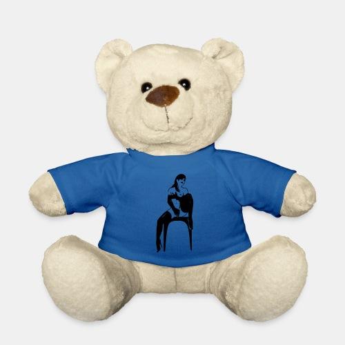 girl masterbate 1 color - Teddy