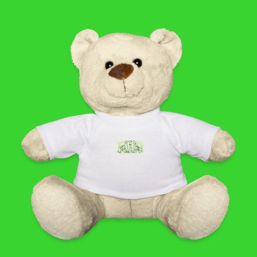 money chest - Teddy Bear