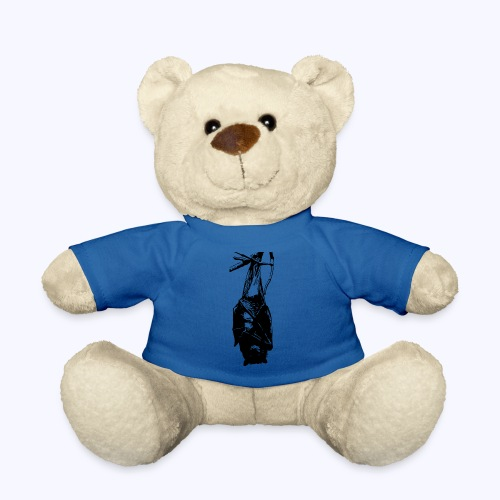 HangingBat schwarz - Teddy