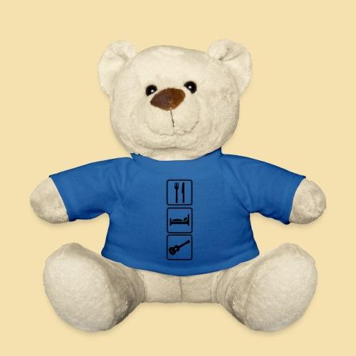 Essentials only - Eat, sleep & Ukulele - Teddy