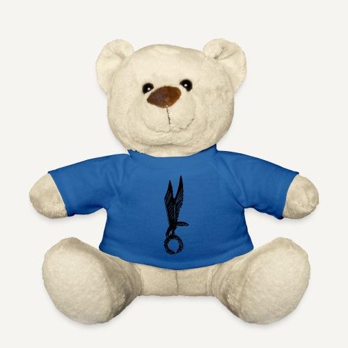 Odznaka spadochronowa - Miś w koszulce