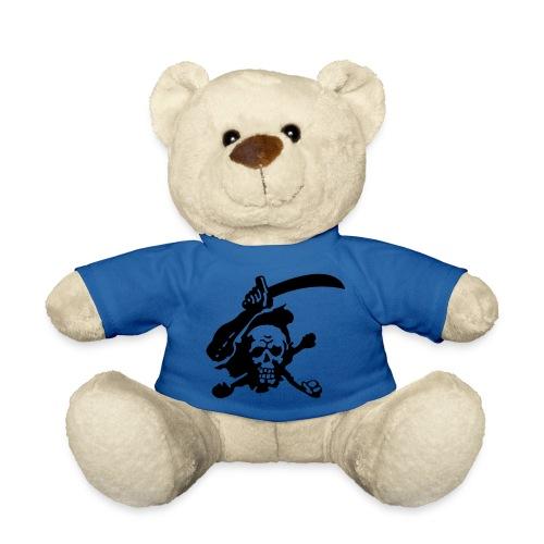 Skull Attack - Teddy Bear