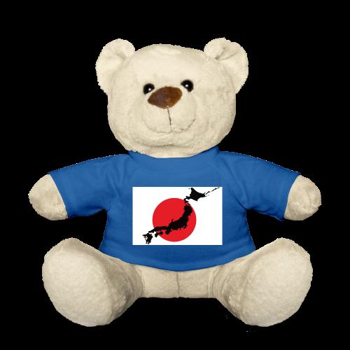 Fahne weiss 1 0 - Teddy