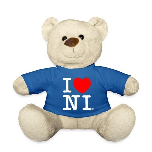 I love NI - Teddy Bear
