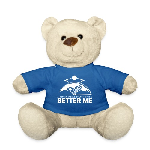 Better Me - White - Teddy Bear