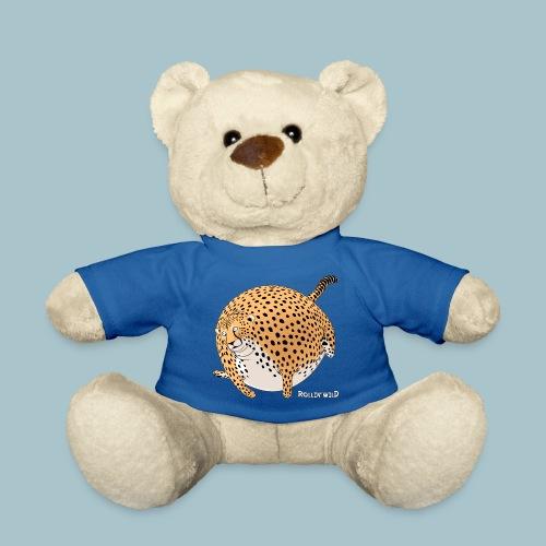 Rollin'Wild - Cheetah - Teddy Bear