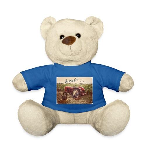 Auszeit - Teddy