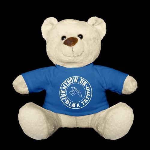 logo hvid png - Teddybjørn
