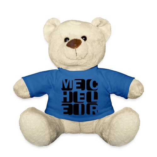 Mecheleir Cubes - Teddy