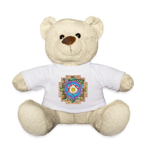 buddhist mandala - Teddy Bear