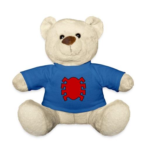 spiderman back - Teddy Bear