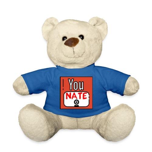 Nate's Youtube Logo - Teddy