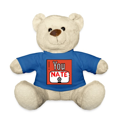 Nate's Youtube Logo - Teddy