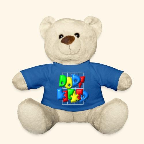 Dorfkicker im Fußballfeld - Balloon-Style - Teddy
