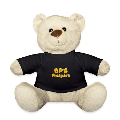 BPR Pretpark logo - Teddy
