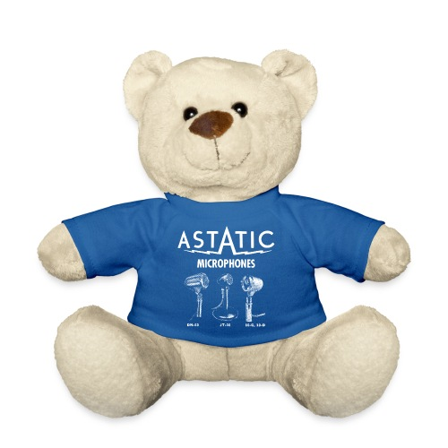 Astatic mic advert - Teddy Bear