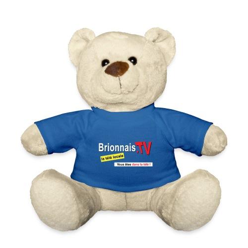BTV logo shirt dos - Nounours