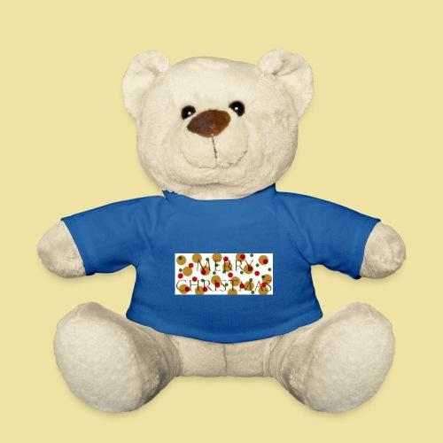 merry-christmas Logo Geschenk - Teddy