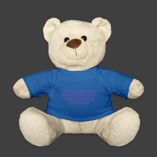 Never - Teddy Bear