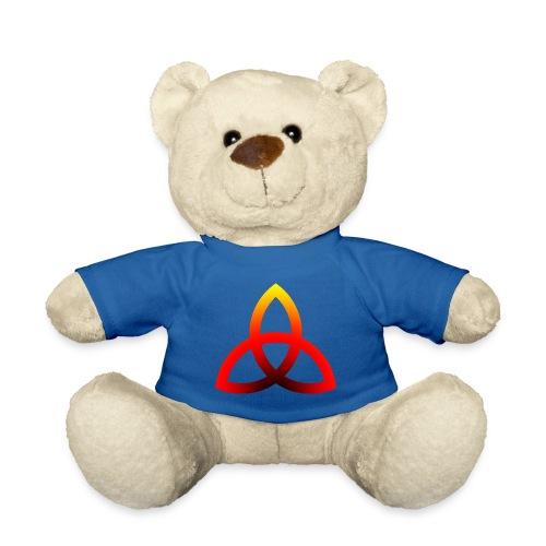 Feuriges Triketra Zeichen - Teddy