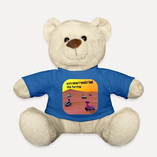 Leben auf dem Mars - Teddy Bear