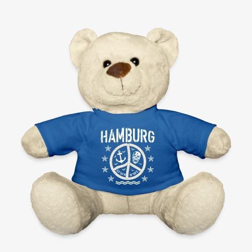 105 Hamburg Peace Anker Seil Koordinaten - Teddy