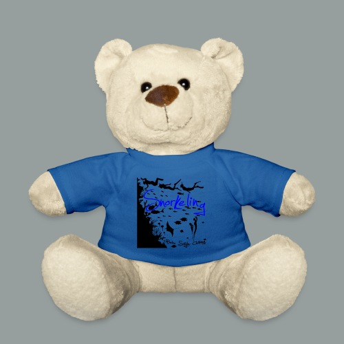 Snorkeling - Teddy