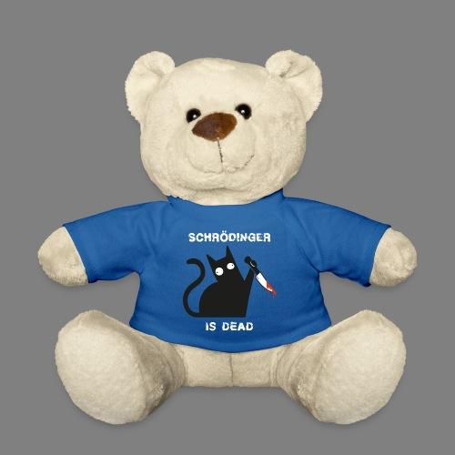 Schrödinger is dead - Teddy
