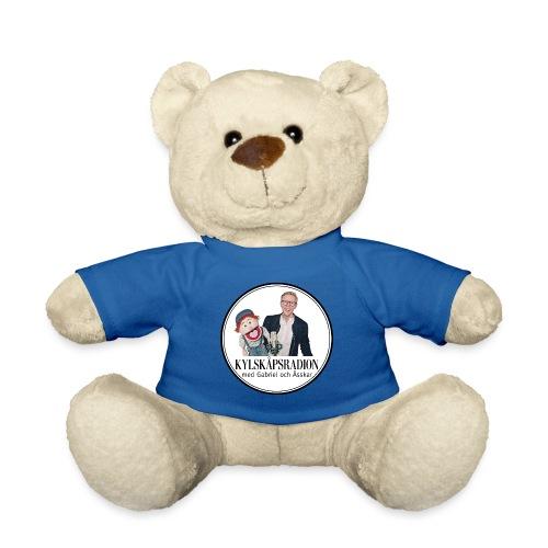 Kylskåpsradions logga - Nallebjörn