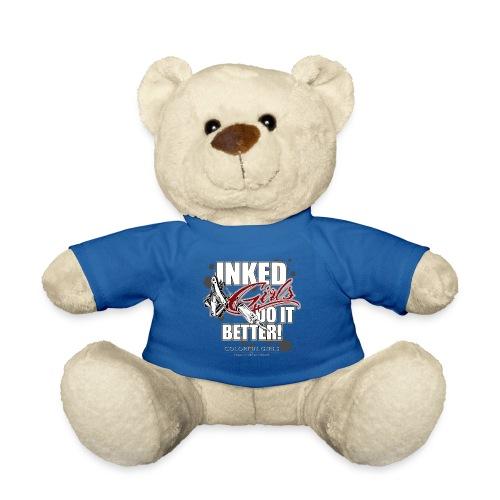 inked girls do it better - Teddy