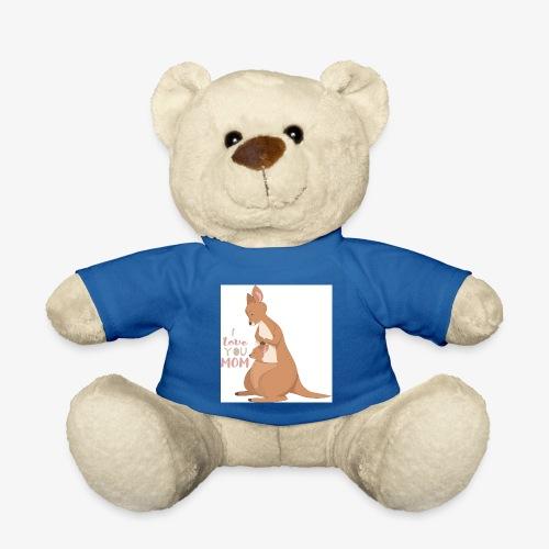 Kangaroo Mom Love - Teddybjørn
