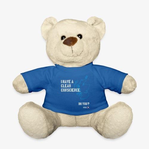 Clear Conscience - Teddy Bear