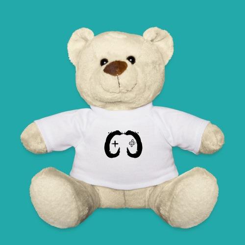 Crowd Control Controller Logo Black Large - Teddy Bear