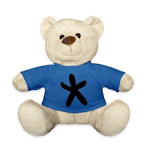 Wills Cwtch Hoodie, with a star on the front and - Teddy Bear
