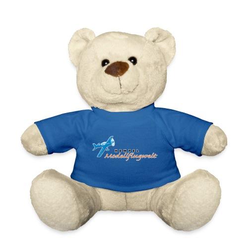 Modellflugwelt Flugzeug u. Schriftzug - Teddy