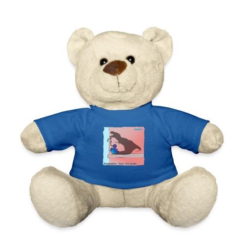 Woofra's Design Heritage - Teddy Bear