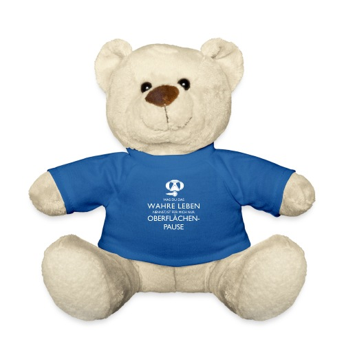 Oberflächenpause - Teddy