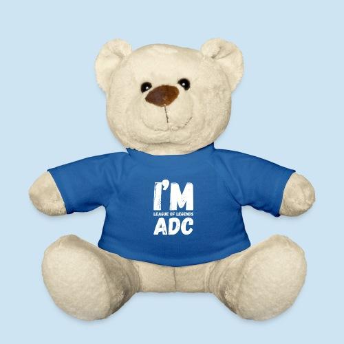 I'm ADC main - Teddybjørn