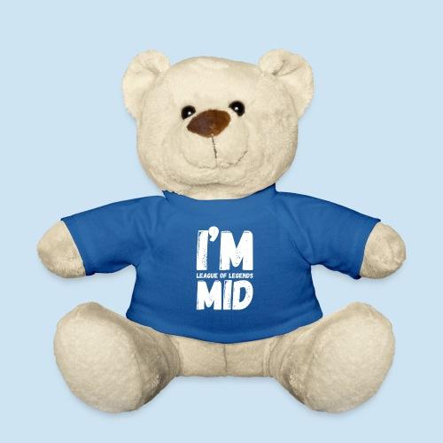 I'm mid main - Teddybjørn